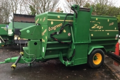 15 cubic metre Eco Green Composting machine