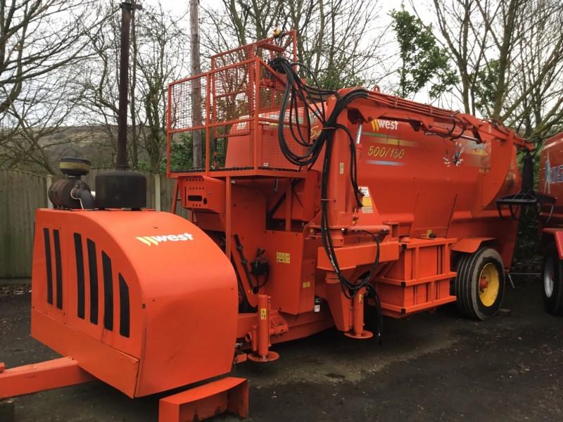15 cubic metre Seko Composting Machine