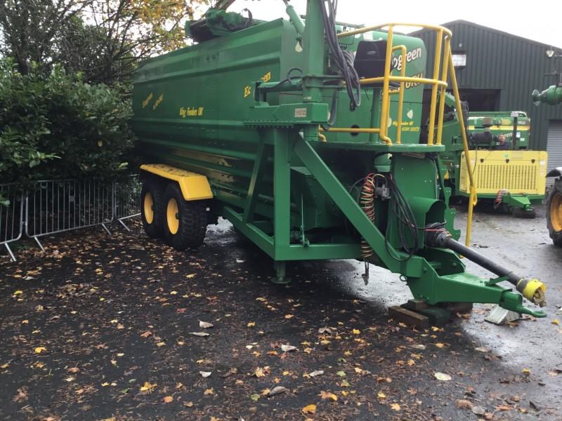 24 cubic metre Eco Green Composting Machine