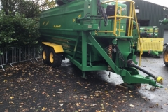 24 cubic metre Eco Green Composting Machine